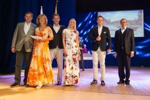 Konkurss Eesti kaunis kodu 2015 parimate autasustamine 23.08.2015 Narvas